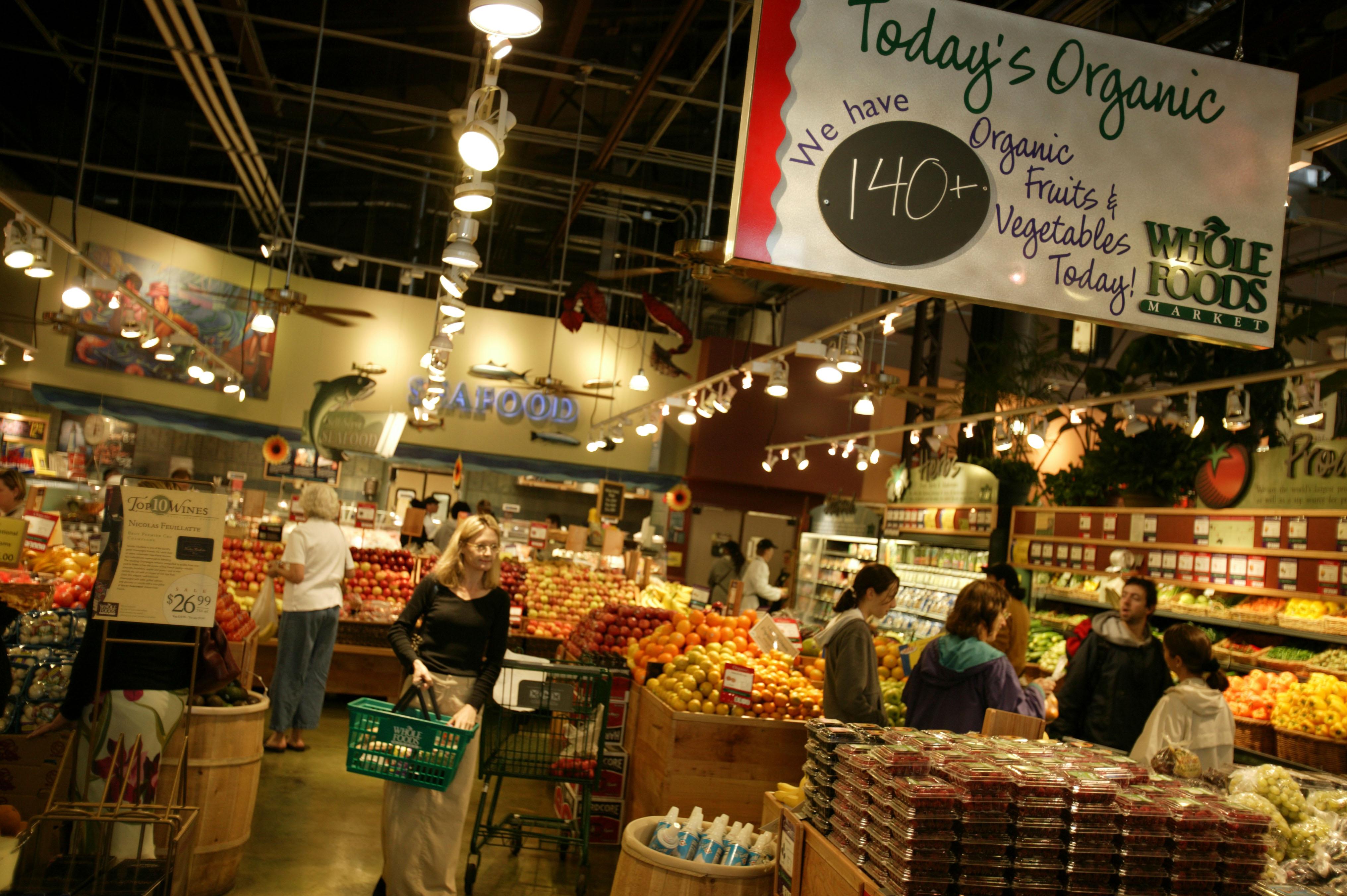 Whole Foods Market, Inc./ Kazuyoshi Karasudani