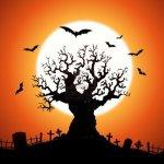 Halloween Tombstones