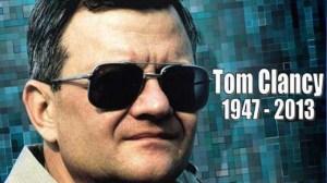 Tom Clancy RIP