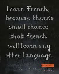 Language School Ad