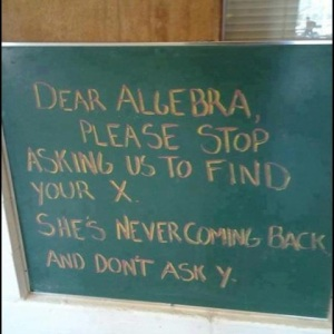 Algebra Class