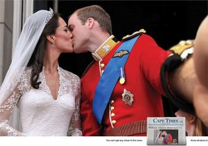 Prince Edward and Kate Middleton