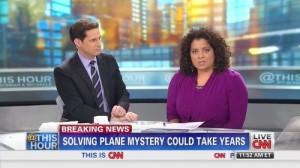 CNN Malaysia Missing Jet